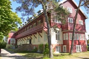 Hotel Hornbækhus
