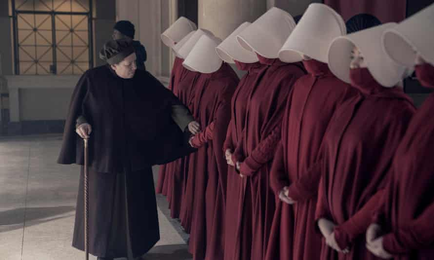 'Thrillingly reimagined': The Handmaid's Tale