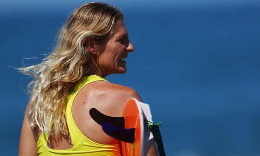 Stephanie Gilmore of Australia