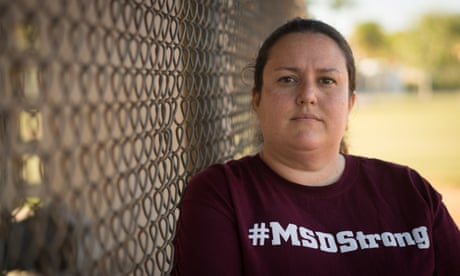 Parkland teachers faced an impossible choice: 'Do I hold the door open, or close it?'