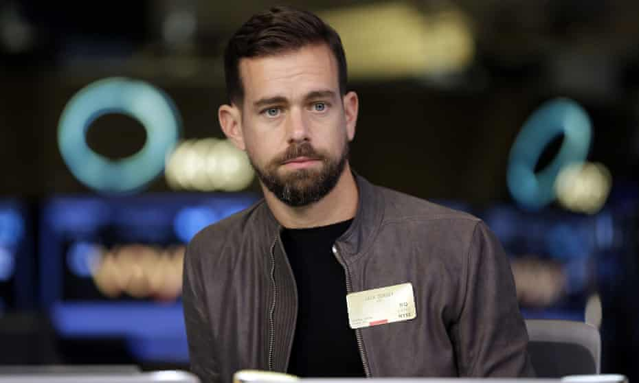Jack Dorsey remains stubbornly idealistic that not even people who intend to do harm could possibly do any damage to his utopian dream of a town square where everyone gets a voice (and the Twitter valuation stays high).