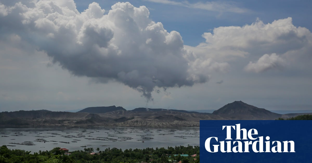 Terrawatch: how climate change alters impact of volcanic eruptions
