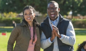 Susan Kelechi Watson and Brown in This Is Us.