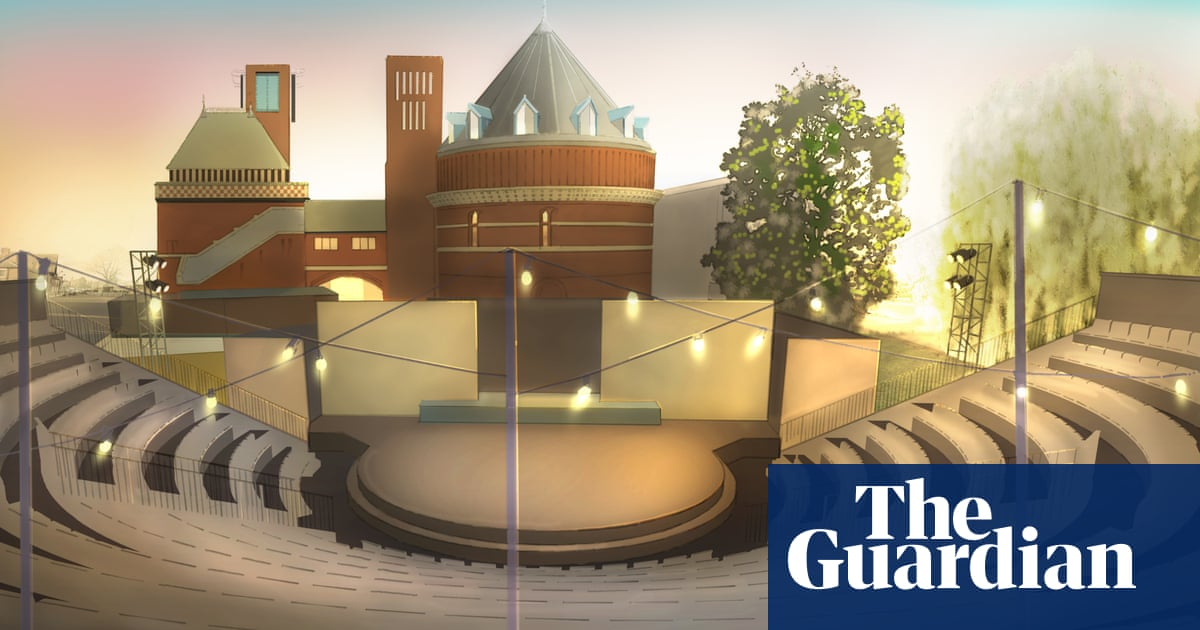 RSC plans Stratford garden theatre for summer reopening