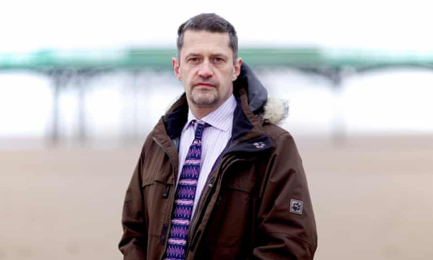 Mike Hill won 12% of the vote in Fylde in the 2015 general election to raise awareness of fracking.