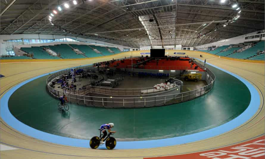 British Cycling defended gathering 90 riders as well as around 35 members of coaching staff at the Manchester Velodrome during lockdown.