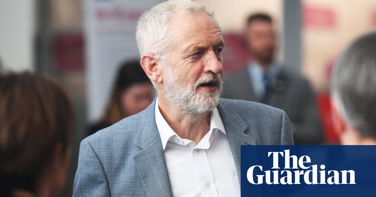Corbyn rejects call by Tom Watson for Labour to fully back remain