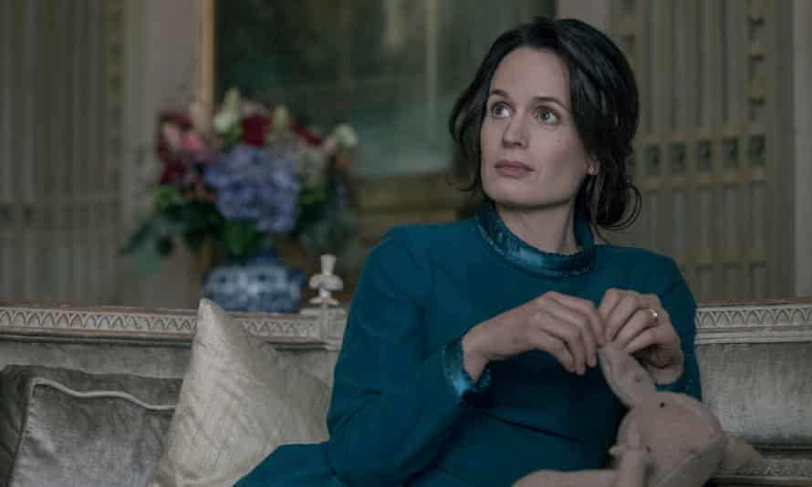 A risky transgression ... Olivia (Elizabeth Reaser).