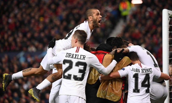 Champions League: First Leg in Round of 16