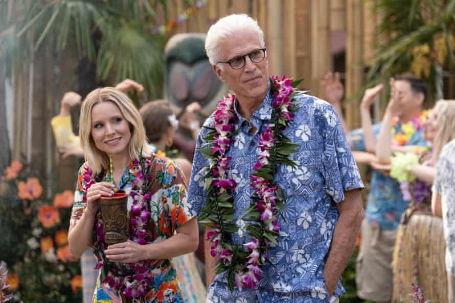 Crowdpleasing … The Good Place.