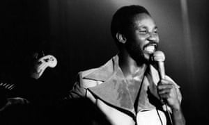 Credited with coining the term reggae … Toots in 1976.