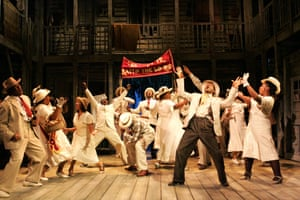 Porgy and Bess at the Savoy theatre, 2006