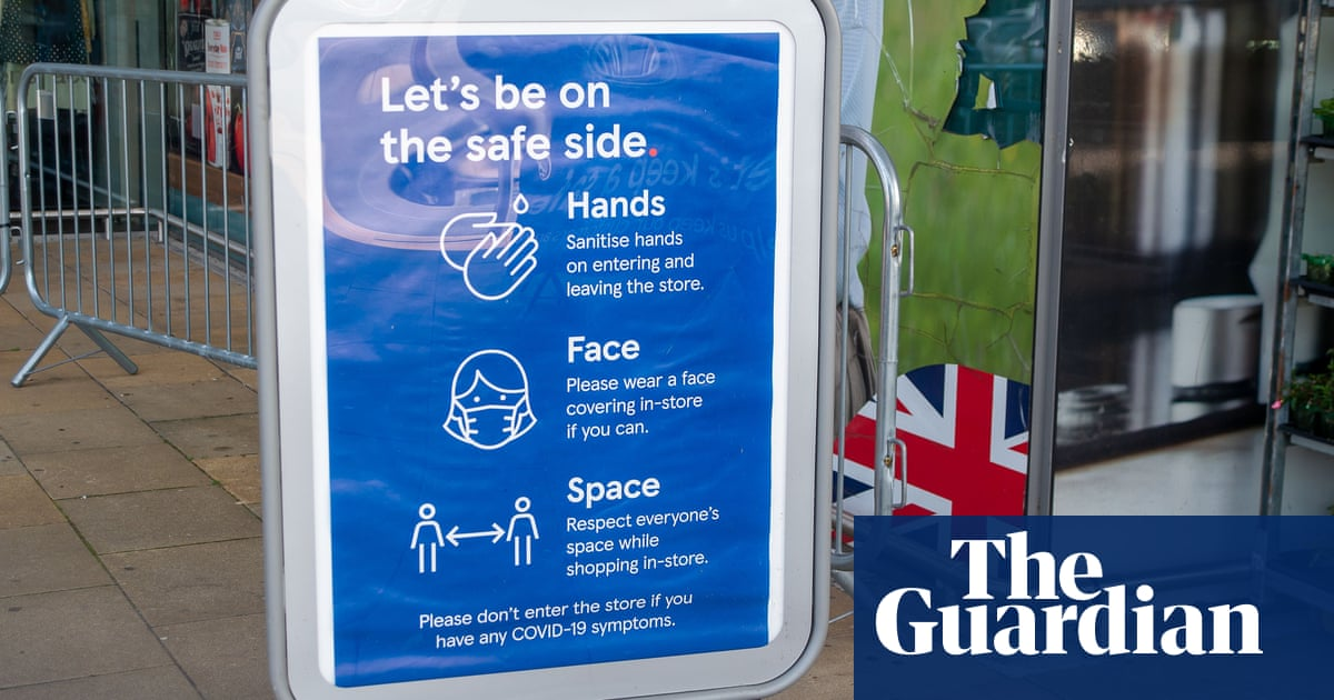 More than 4m stopped wearing masks this summer in Britain, ONS data shows