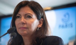 Mayor of Paris Anne Hidalgo criticised the failure of world leaders to agree on robust measures to counter the climate crisis.