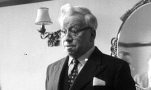 Herbert Morrison pictured in 1960