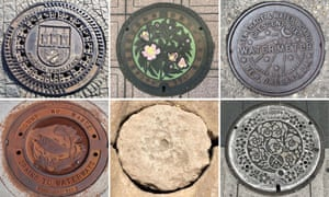 Not many cities see value in beautifying a utilitarian hunk of metal, but the @worldofmanholes Instagram account seeks out interesting examples.