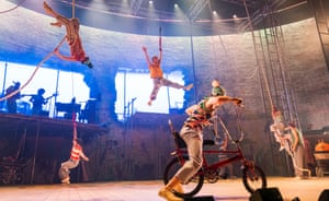 Peter Pan at the Troubadour White City theatre.