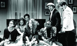 saturday night live at 40 first episode now seems brilliant dated
