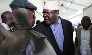 kenyan opposition politician injected and deported unconscious