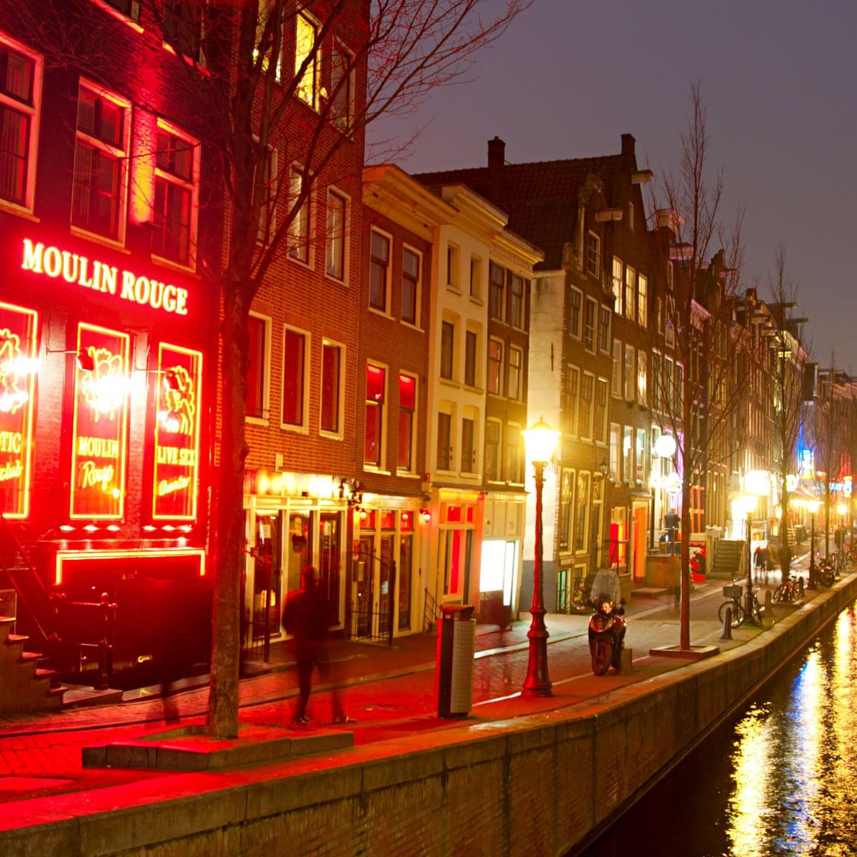 Girls amsterdam 🎉 redlight Search results