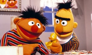 Should murder ever strike Sesame Street, a variant of the PAX3 gene found at the scene could be good news for tufty-haired Ernie, but not for monobrowed Bert.