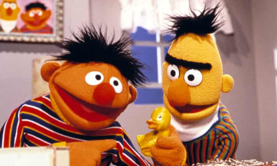 Sesame Street: 'It was cutting-edge TV – they were mixing education and entertainment.'