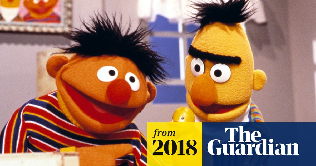 Sesame Street disputes writer's claim that Bert and Ernie are gay