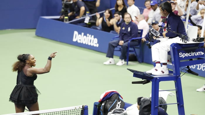 itf says umpire carlos ramos showed integrity in us open final sport the guardian