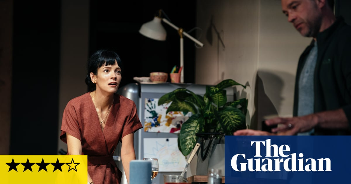 2:22: A Ghost Story review – Lily Allen gives you chills in slick, clever horror