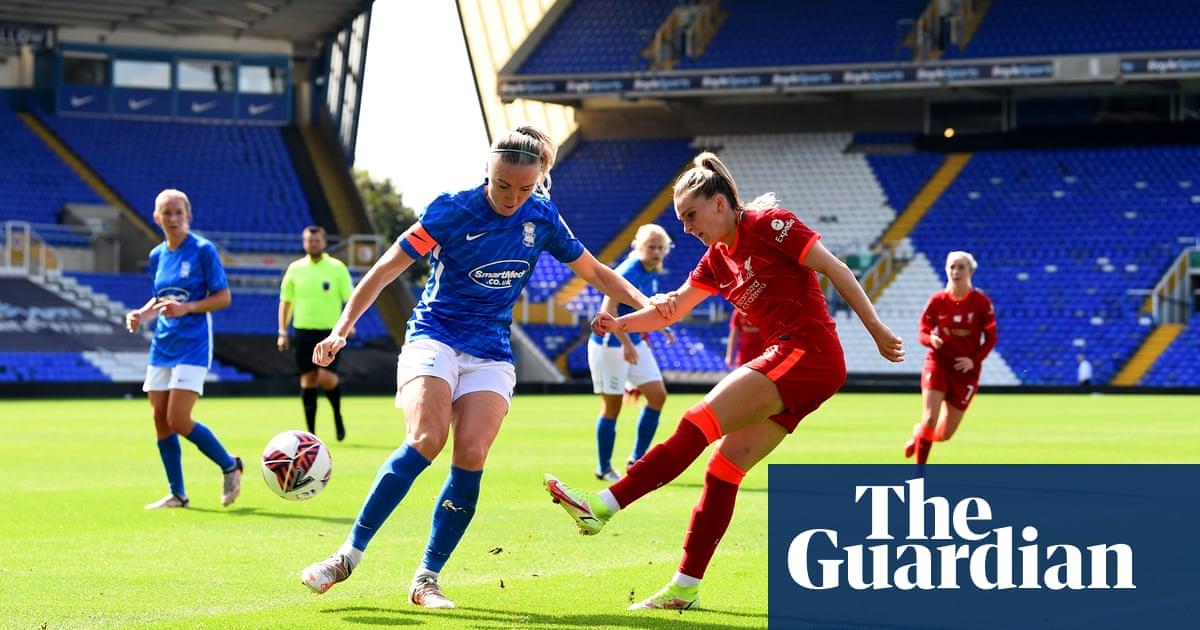 Women's Super League 2021-22 previews No 3: Birmingham City