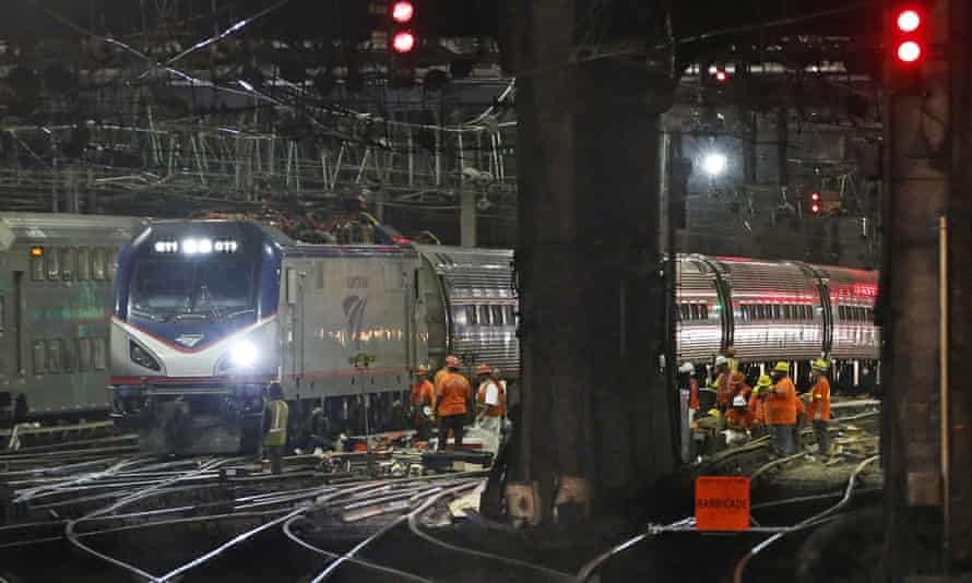 Improvements to infrastructure, such as the Amtrak lines at Penn Station in New York, could be a potential area of bipartisan cooperation.