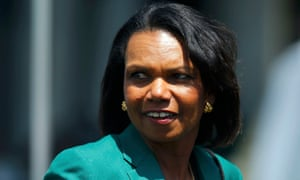 Condoleezza Rice was the first African American woman to serve as US Secretary of State