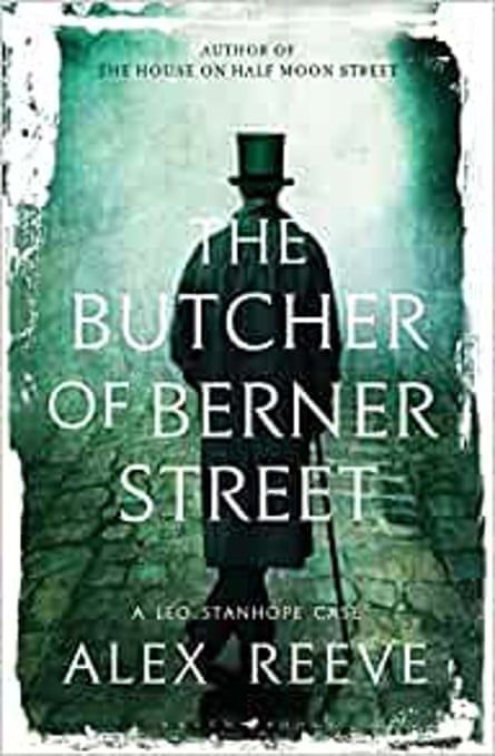 The Butcher of Berner Street by Alex Reeve