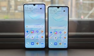 Huawei P30 Pro and P30