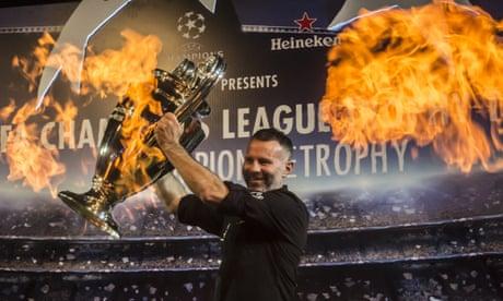 Champions League semi-final draw – live!
