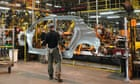 Number of UK factory workers rising at fastest rate for almost 50 years