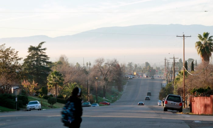 Breathless in Bakersfield: is the worst air pollution in the