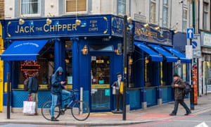 Exploiting the myth? … Jack the Chipper in Whitechapel.