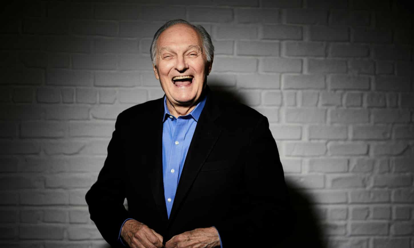 Alan Alda: 'It's amazing that most of us live as if we're not gonna die'
