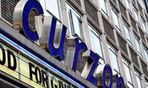 Curzon Soho cinema in London.