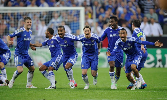 I didn't know where to run': Chelsea's Champions League win over ...