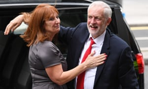 Karie Murphy was Jeremy Corbyn's chief of staff but was moved aside in October to help oversee Labour's general election campaign.