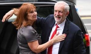 Jeremy Corbyn has been criticised for nominating his former chief of staff Karie Murphy for a peerage