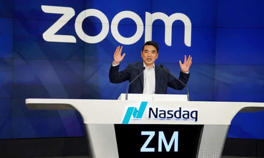 Eric Yuan, CEO of Zoom, announced the company planned to offer end-to-end encryption for paid subscribers only.