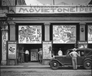 Cinema, Havana, 1933