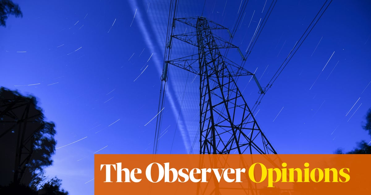 To the family choosing whether to heat or eat, the energy cap isn't 'fair' at all