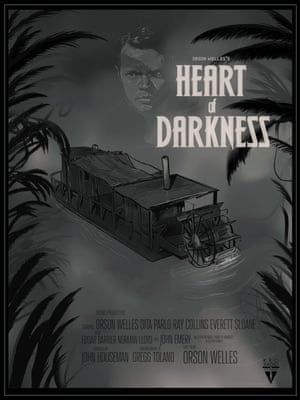 """Heart of Darkness - Orson Welles """"For his first film, Orson Welles wanted to adapt his radio production of Joseph Conrad's novel for the big screen. His plan was to film the movie in first person perspective with the camera as the protagonist. Eventually, he regrouped and made his debut Citizen Kane. novel would go on to be adapted decades later by Francis Ford Coppola who changed the setting from Africa to Vietnam in Apocalypse Now."""