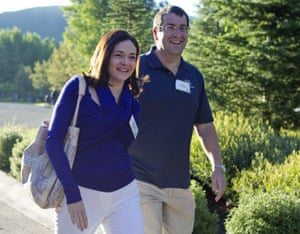 Sheryl Sandberg and David Goldberg pictured in 2011.