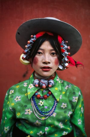 Tibet, 1999 by Steve McCurry