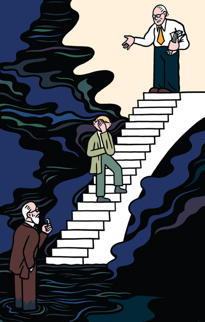 Therapy wars: the revenge of Freud | Oliver Burkeman
